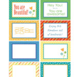 Random Act Of Kindness Free Printables | Carla Schauer Designs in Random Acts Of Kindness Cards Templates