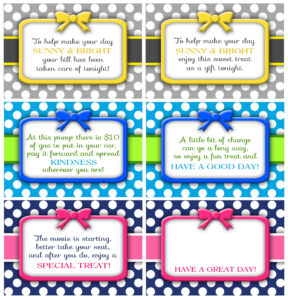 Random Acts Of Kindness Cards – Darling Doodles pertaining to Random Acts Of Kindness Cards Templates