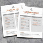 Rate Card Template 650*433 - Rate Card Template Rate Card intended for Rate Card Template Word