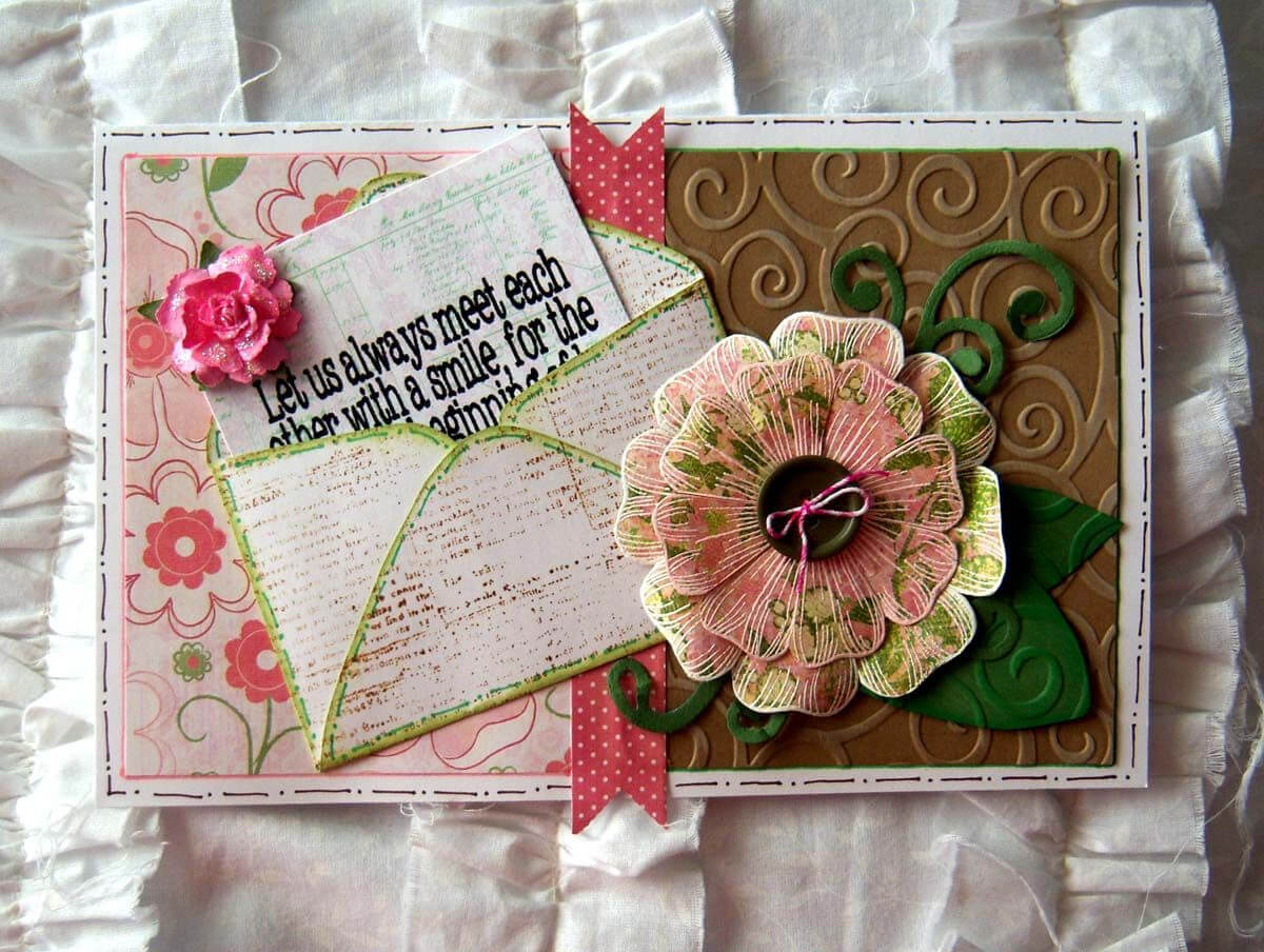 Recollections Cards And Envelopes Templates Free - Yahoo Regarding Recollections Card Template
