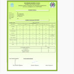 Report Card Generator Software, Student Report Card Inside Result Card Template