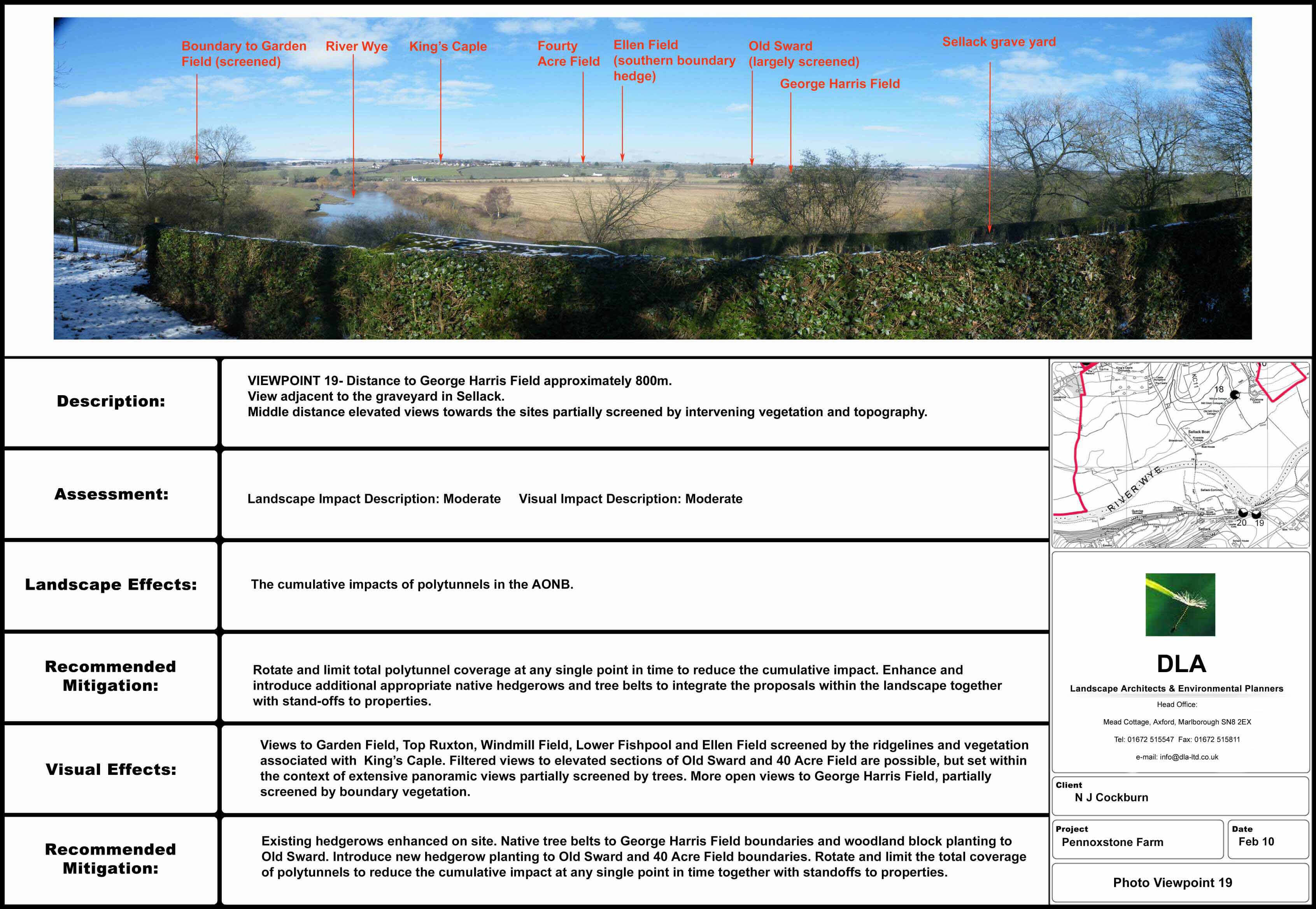 Report Example Of Environmental Assessment Act Terms In Environmental Impact Report Template