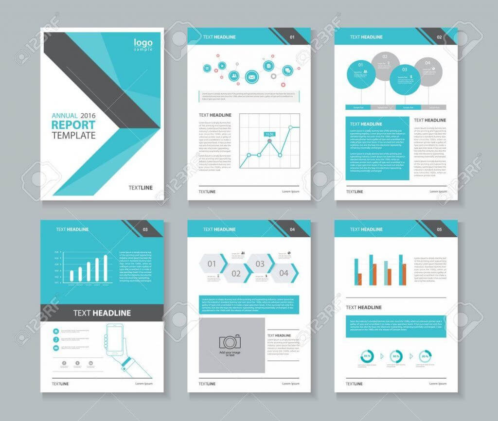 Report Free Annual Template Best Templates Ideas Picture For Throughout Free Indesign Report Templates