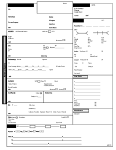 Report Nursing Bedside Shift Template Importance Of pertaining to Nurse Report Template