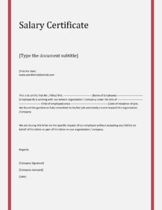 Request Letter For Certificate Employment Nurses Cover Proof inside Template Of Certificate Of Employment
