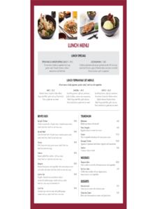 Restaurant Menu Template – 5 Free Templates In Pdf, Word within Free Cafe Menu Templates For Word