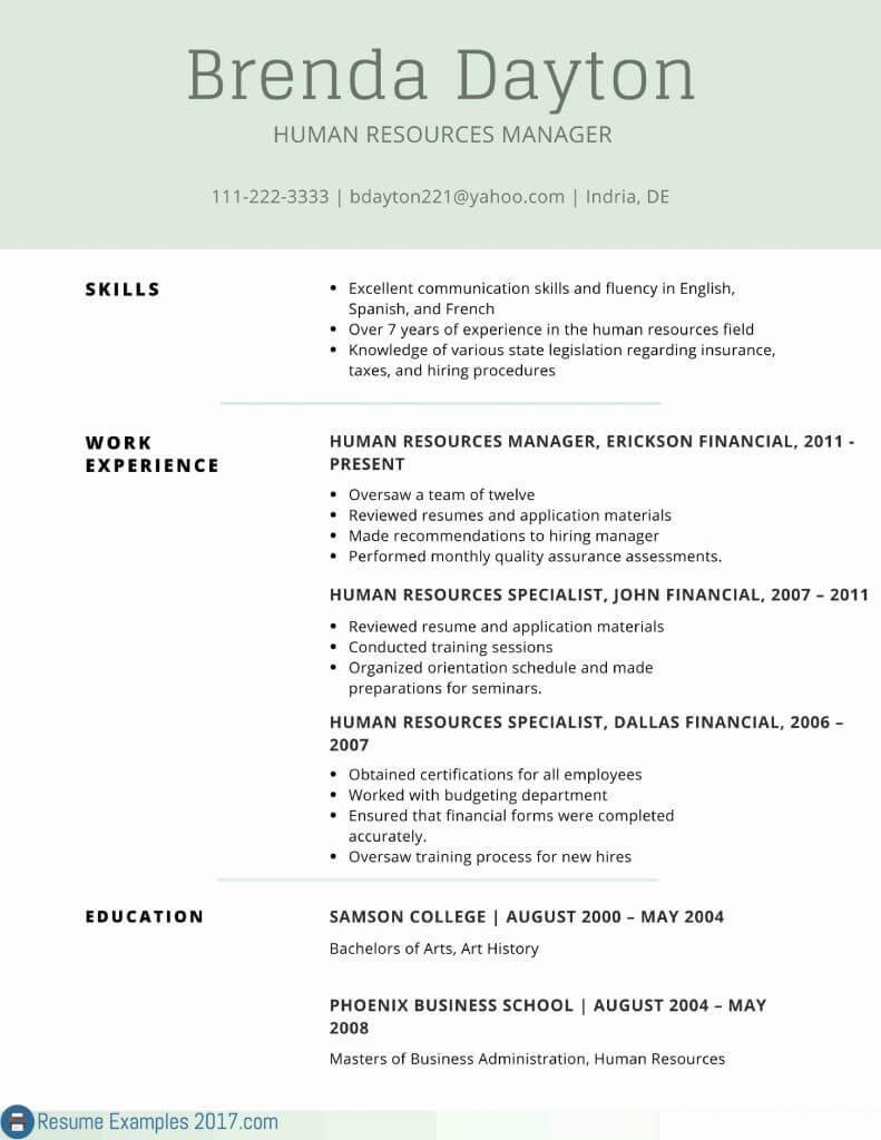 Resume Templates Word 2007 Examples Microsoft Free Samples For Resume Templates Word 2007