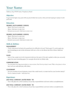 Resumes And Cover Letters Office Com Microsoft Word Resume Within Microsoft Word Resumes Templates