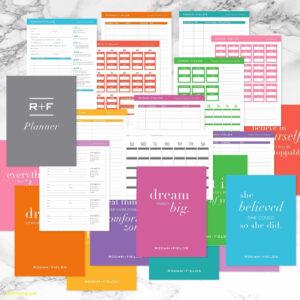 Rodan And Fields Business Card Templates Professional Psd in Rodan And Fields Business Card Template