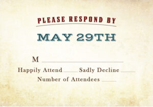Rsvp Card, Please Respond By, Boots Retirement Card, Digital Download,  Army, Rugged, Construction, Man, Husband, Male, Note throughout Retirement Card Template