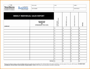 Sales Call Reporte Excel Format Free Daily Weekly Report pertaining to Sales Call Reports Templates Free