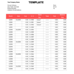Sales Report Templates – 10+ Monthly And Weekly Sales Report for Excel Sales Report Template Free Download