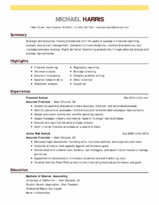 Sample Financial Analysis Report Te Image Of Project inside Project Analysis Report Template