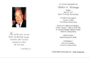 Sample Memorial Service Program Template – Wovensheet.co for In Memory Cards Templates
