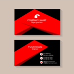 Sample Of Visiting Cards Free Modern Business Card Templates Inside Designer Visiting Cards Templates