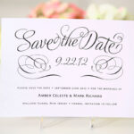 Save The Date Cards Templates For Weddings | Bridge Pertaining To Save The Date Cards Templates