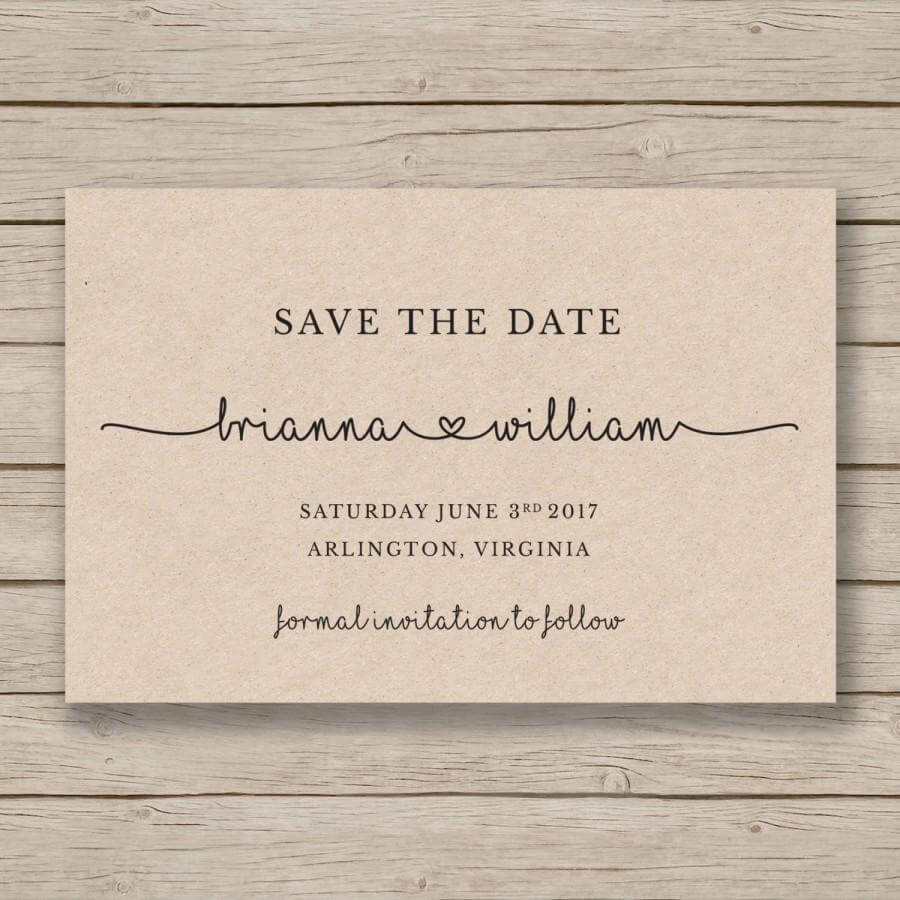 Save The Date Printable Template - Editableyou In Word Within Save The Date Template Word