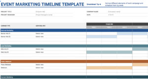 Schedule Template Of The Best Free Google Sheets Templates with regard to Fact Sheet Template Word