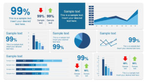Scorecard Dashboard Powerpoint Template | Pm | Dashboard regarding Free Powerpoint Dashboard Template