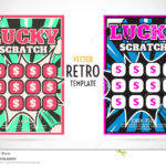 Scratch Off Card Templates
