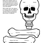 Semi Homemade Valentines For Busy Teachers   For The Inside Skeleton Book Report Template