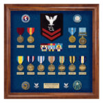 Shadowbox Builder Within Army Good Conduct Medal Certificate Template