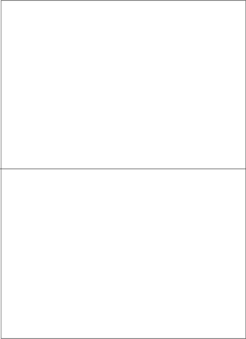 Sheila's Place - Templates - 8 X 11 Half Fold Card Within Half Fold Card Template