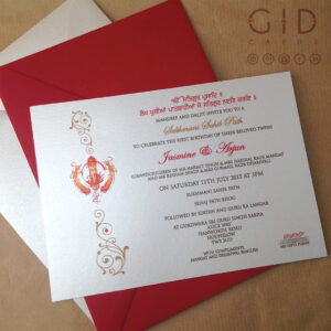 Sikh Faith Religious Invitations On Behance in Death Anniversary Cards Templates