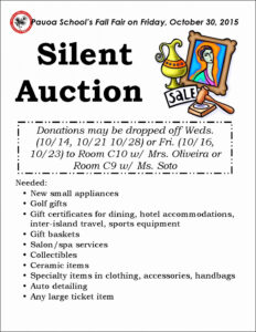 Silent Auction Certificate Template intended for Small Certificate Template