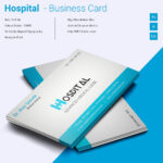 Simple Hospital Business Card Template   Free & Premium Throughout Calling Card Free Template