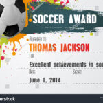 Soccer Certificate Template Word   Certificatetemplateword Throughout Soccer Certificate Template