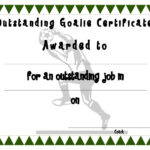 Soccer Certificate Templates   Activity Shelter Regarding Soccer Certificate Template