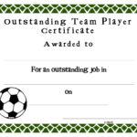 Soccer Certificate Templates Blank | K5 Worksheets | Sports for Soccer Certificate Template Free