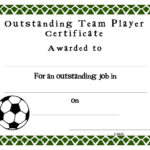 Soccer Certificate Templates Blank | K5 Worksheets | Sports inside Soccer Award Certificate Template