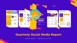 Social Media Marketing: How To Create Impactful Reports in Social Media Marketing Report Template
