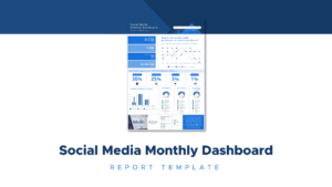Social Media Marketing: How To Create Impactful Reports with Social Media Marketing Report Template
