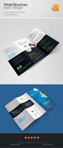 Social Media Tri-Fold Brochure   Brochure Templates in Social Media Brochure Template