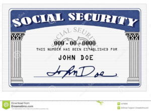 Social Security Card 650*479 – Social Security Card 4273859 in Fake Social Security Card Template Download