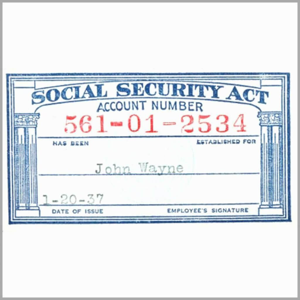 Social Security Card 650*650 – Fake Ssn Card Template Best Pertaining To Social Security Card Template Download