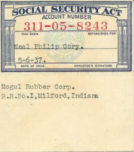Social Security Card 650*734 – Get Social Security Card In Social Security Card Template Download