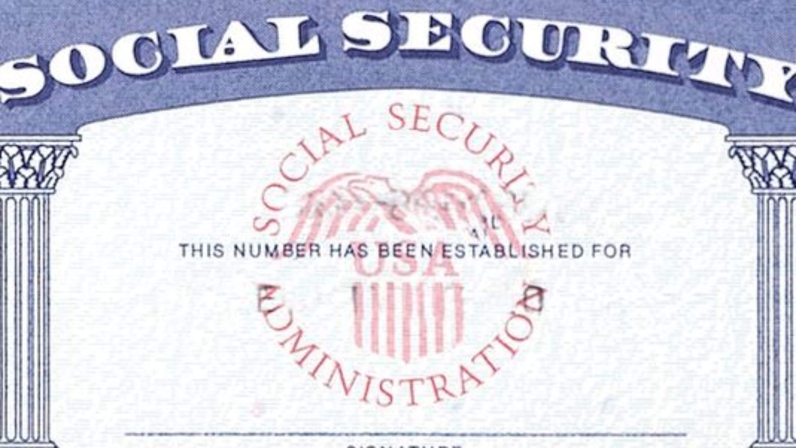 Social Security Card Template | Cyberuse Pertaining To Social Security Card Template Pdf