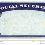 Social Security Card Template Pdf 10 Quick Tips Regarding Inside Blank Social Security Card Template Download