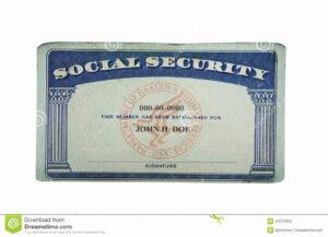 Social Security Card Template Pdf Beautiful Blank Social inside Social Security Card Template Pdf