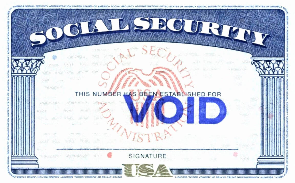 Social Security Card Template Pdf Inspirational 12 Social For Social Security Card Template Download
