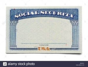 Social Security Card Template | Trafficfunnlr with Social Security Card Template Photoshop