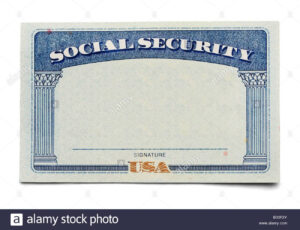 Social Security Card Template Word – Jelata For Social Security Card Template Psd