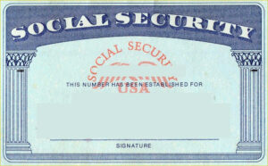 Social Security Card Template – Www.szf.se throughout Blank Social Security Card Template Download