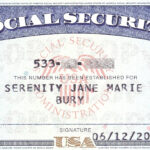 Social+Security+Card+Blank | General | Social Security Inside Ssn Card Template