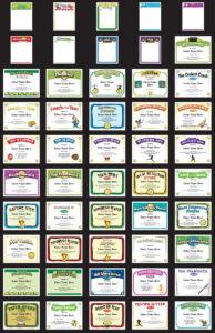 Softball Certificates – Free Award Certificates in Softball Certificate Templates