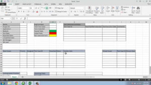 Software Testing Weekly Status Report Template In Weekly Status Report Template Excel